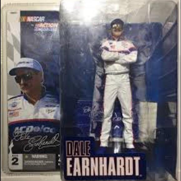 Nascar Other - Dale Earnhardt SR NASCAR 2004 Action Figure
